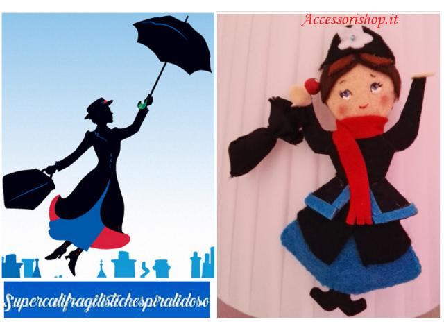 Mary Poppins addobbo